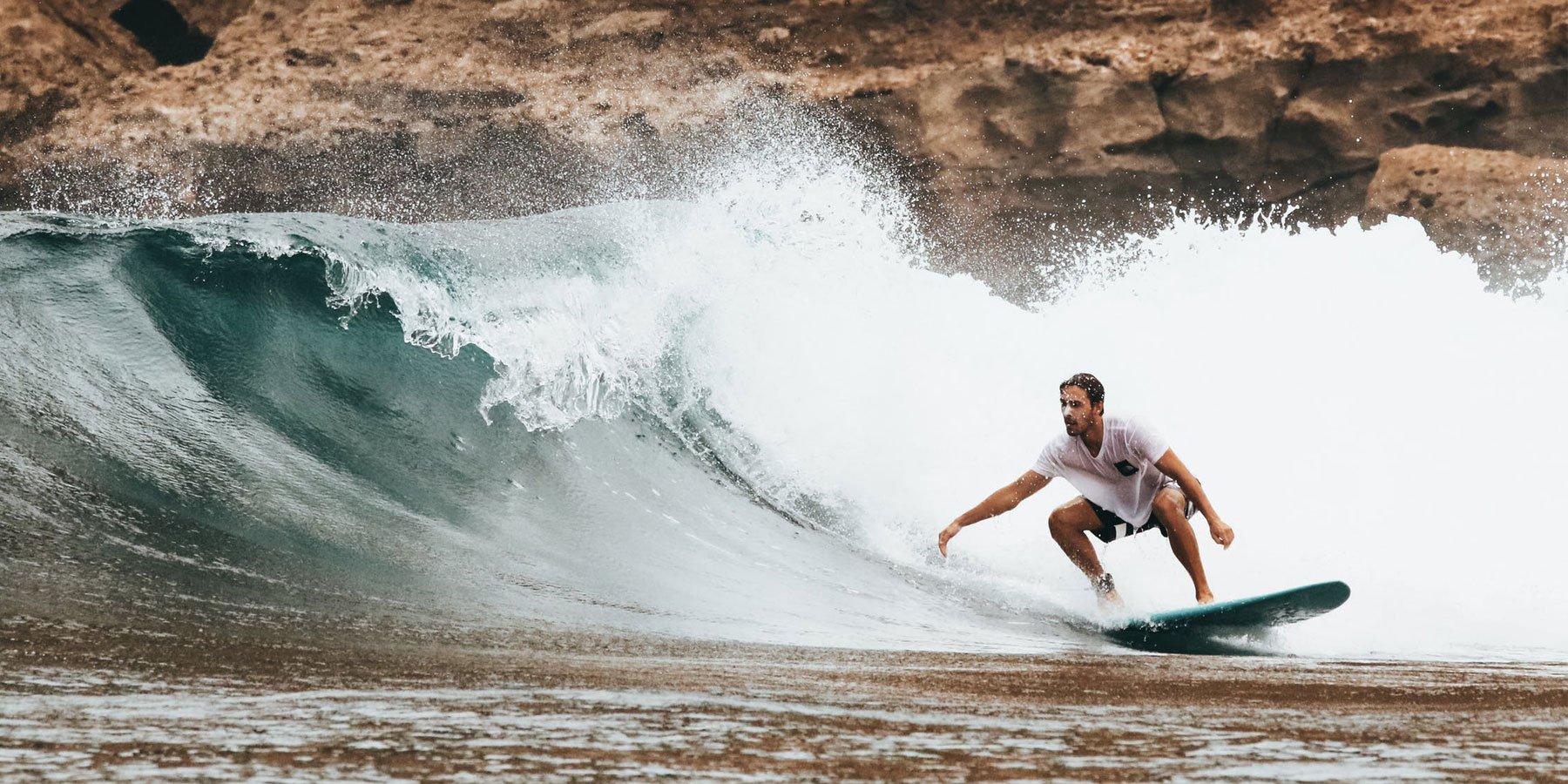 Quelle crème solaire choisir pour surfer ?