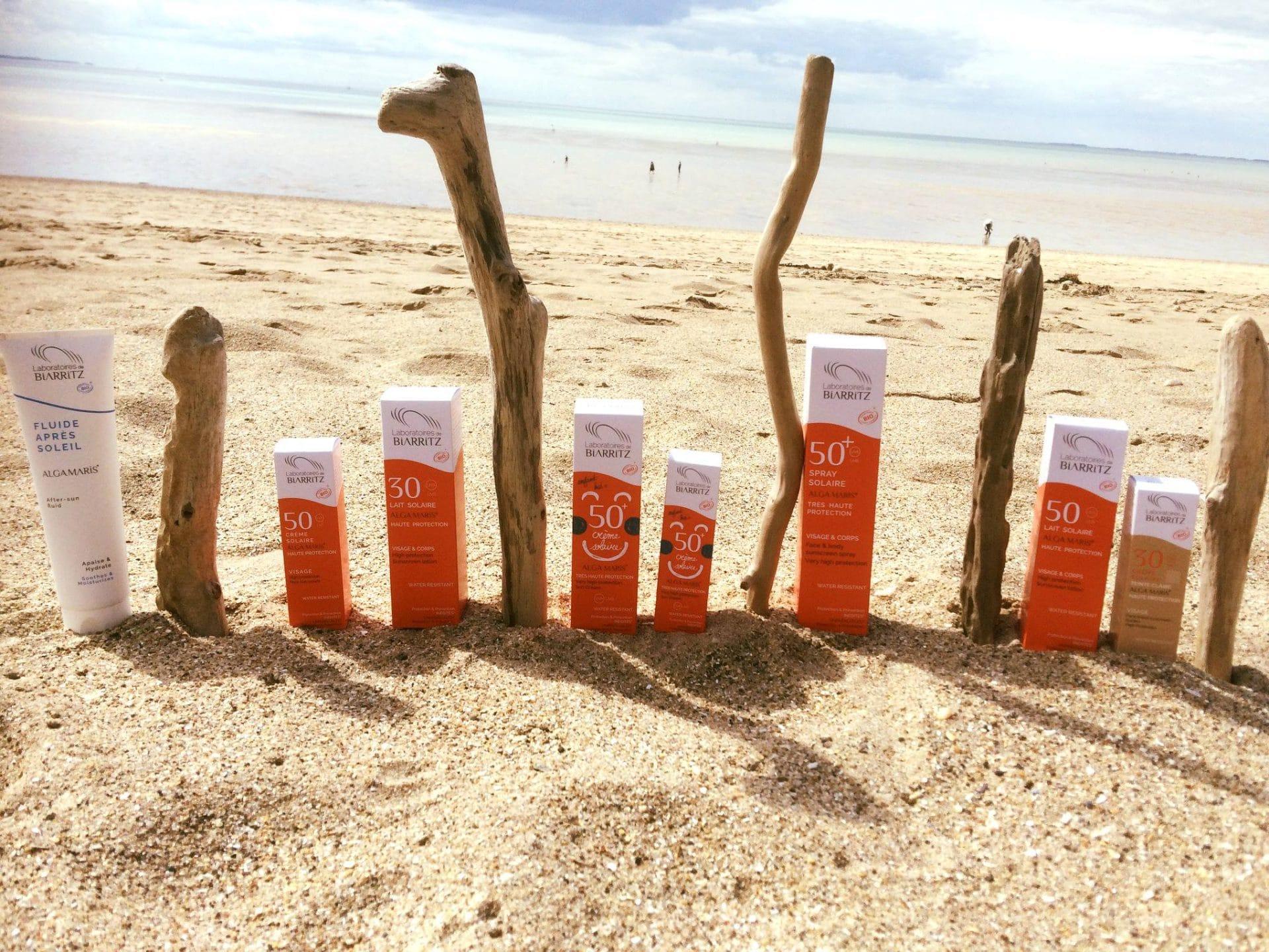 New Tinted Sunscreen Joins Our ALGA MARIS ® Sunscreens