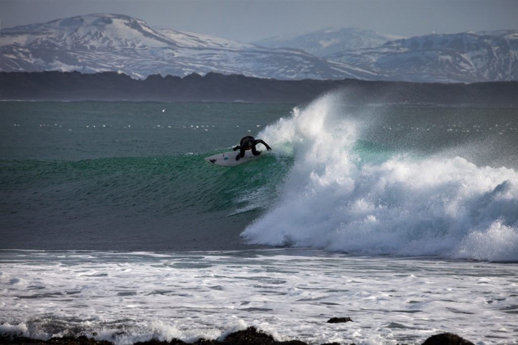 Surf in Iceland