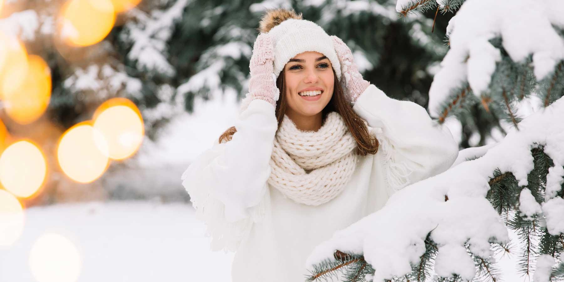 Pourquoi la peau s'assèche en hiver ?