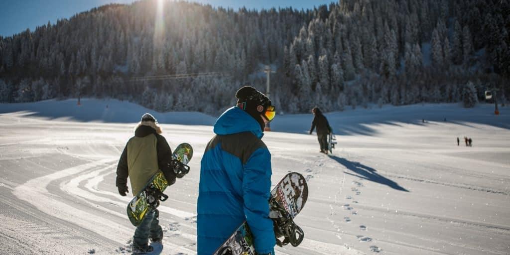 4 bonnes raisons de protéger votre peau aux sports d'hiver