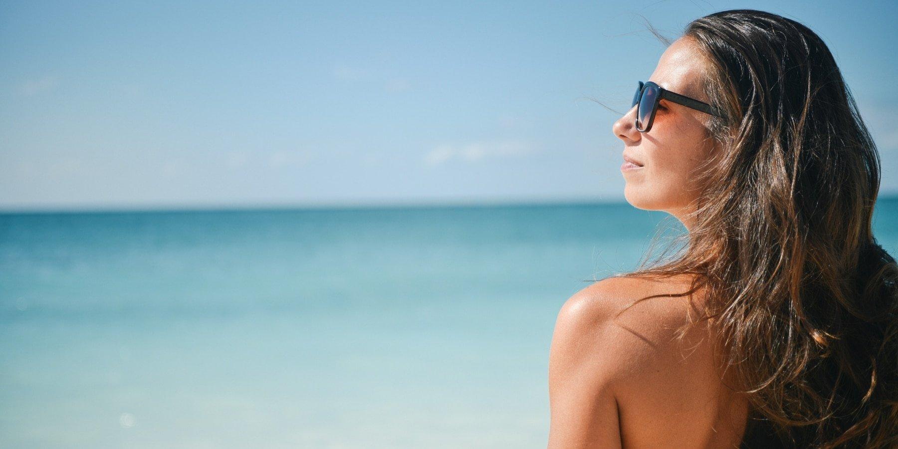 Pourquoi votre peau s'épaissit l'été ?