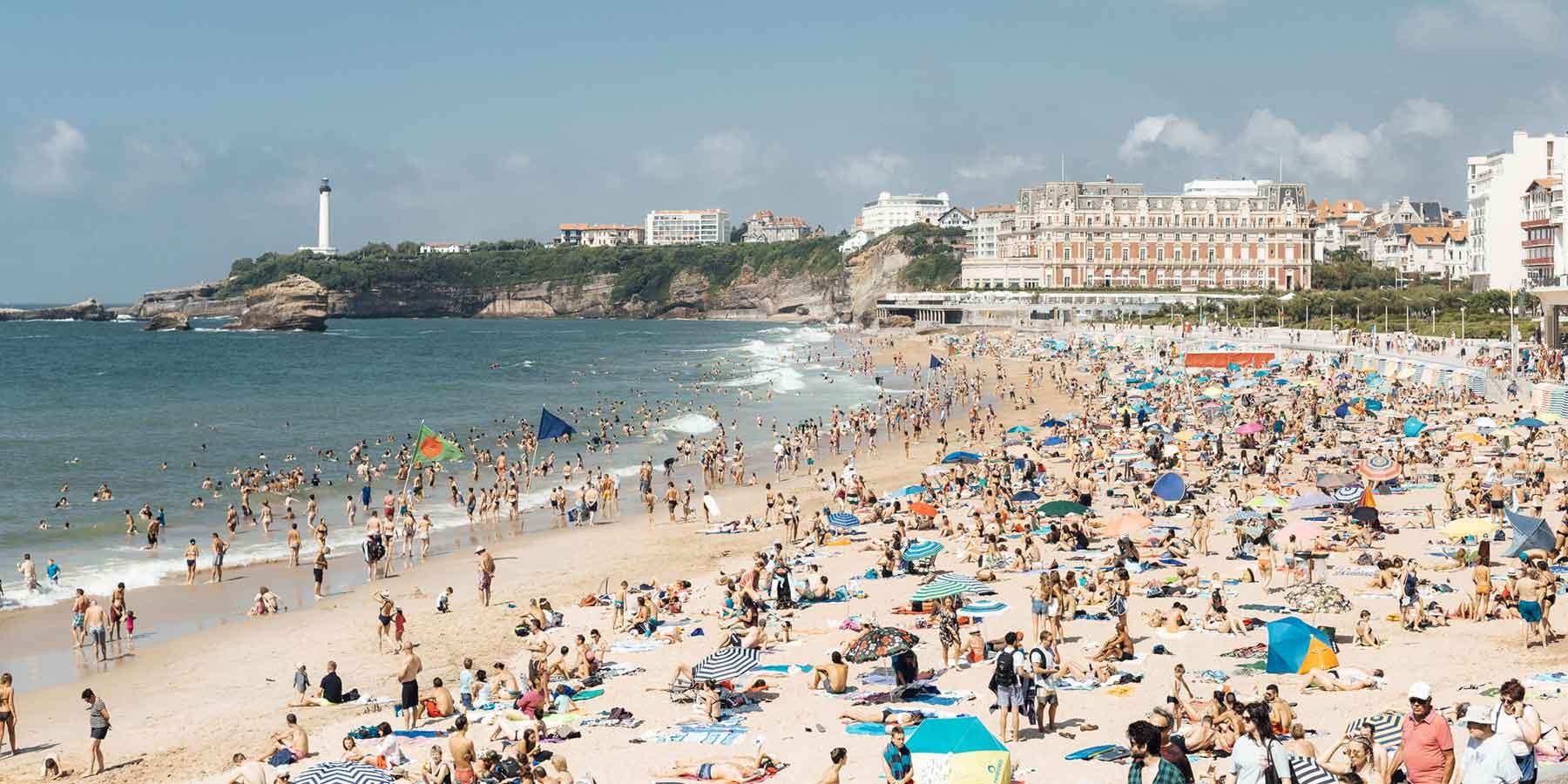 Comment prendre soin de sa peau après une journée de plage ?
