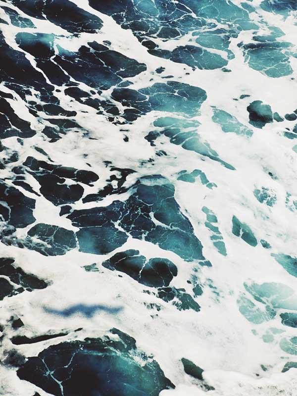 ocean et vagues