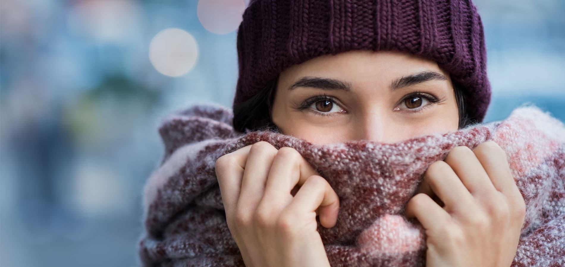 Comment préparer sa peau au froid ?