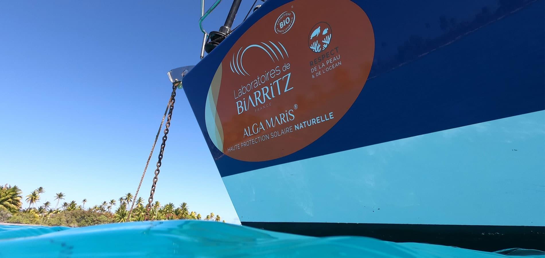 Rencontre avec un duo d'aventuriers parti faire le tour du monde en voilier