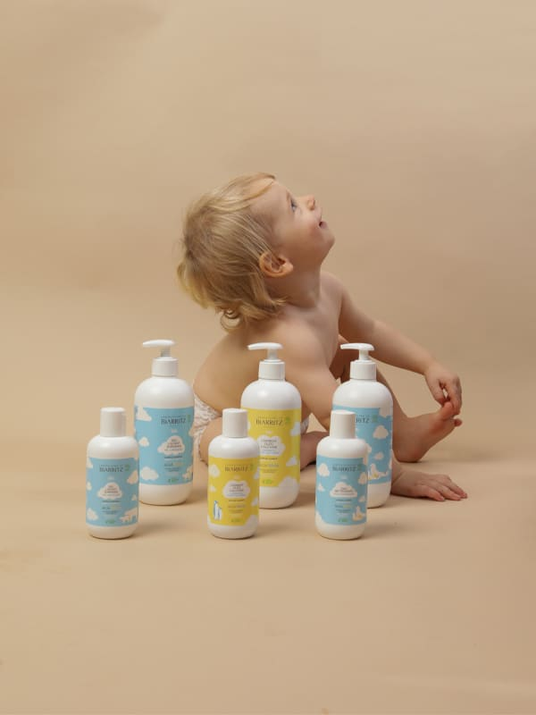 Soins bébé bio